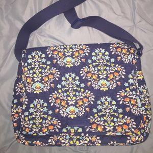 Vera Bradley Messenger Bag - Discontinued Pattern